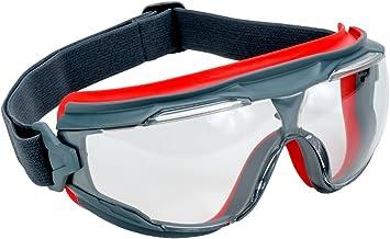 3M GoggleGear 500 Series GG501SGAF, Clear Scotchgard Anti-fog lens