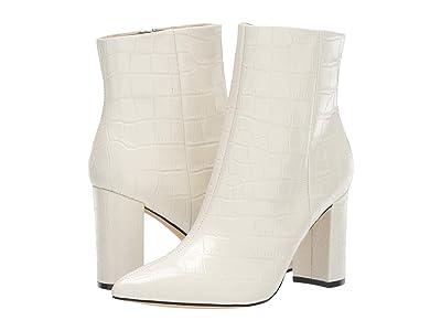 Marc Fisher LTD Ulani 3 (Ivory Leather) Women
