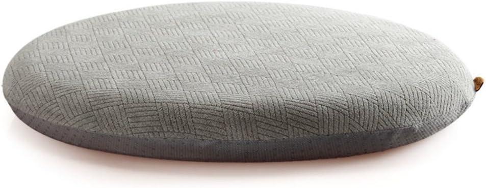 HMWPB Round Memory Foam Thick Non-Slip Jacksonville Soldering Mall Seat Cushio Chair Cushion