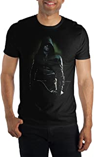 The Green Arrow Costume T-Shirt Tee Shirt for Men