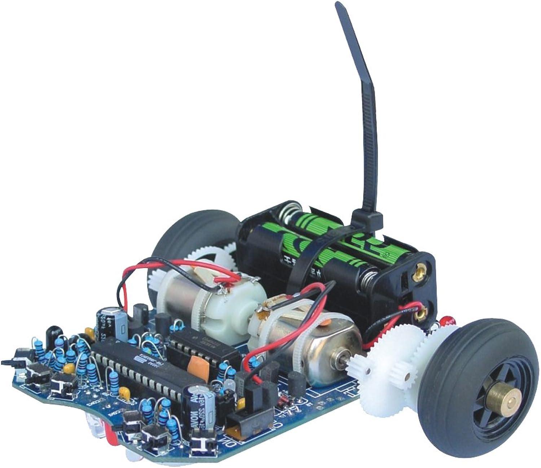Global Specialties ARX Autonomous Multi-SensGoldt Unassembled Robot
