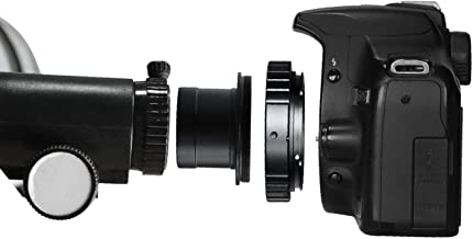 Gosky Metal 1.25'' Telescope Camera T-Adapter and Nikon...