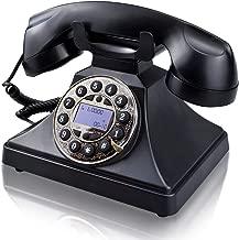 retro phone with caller id