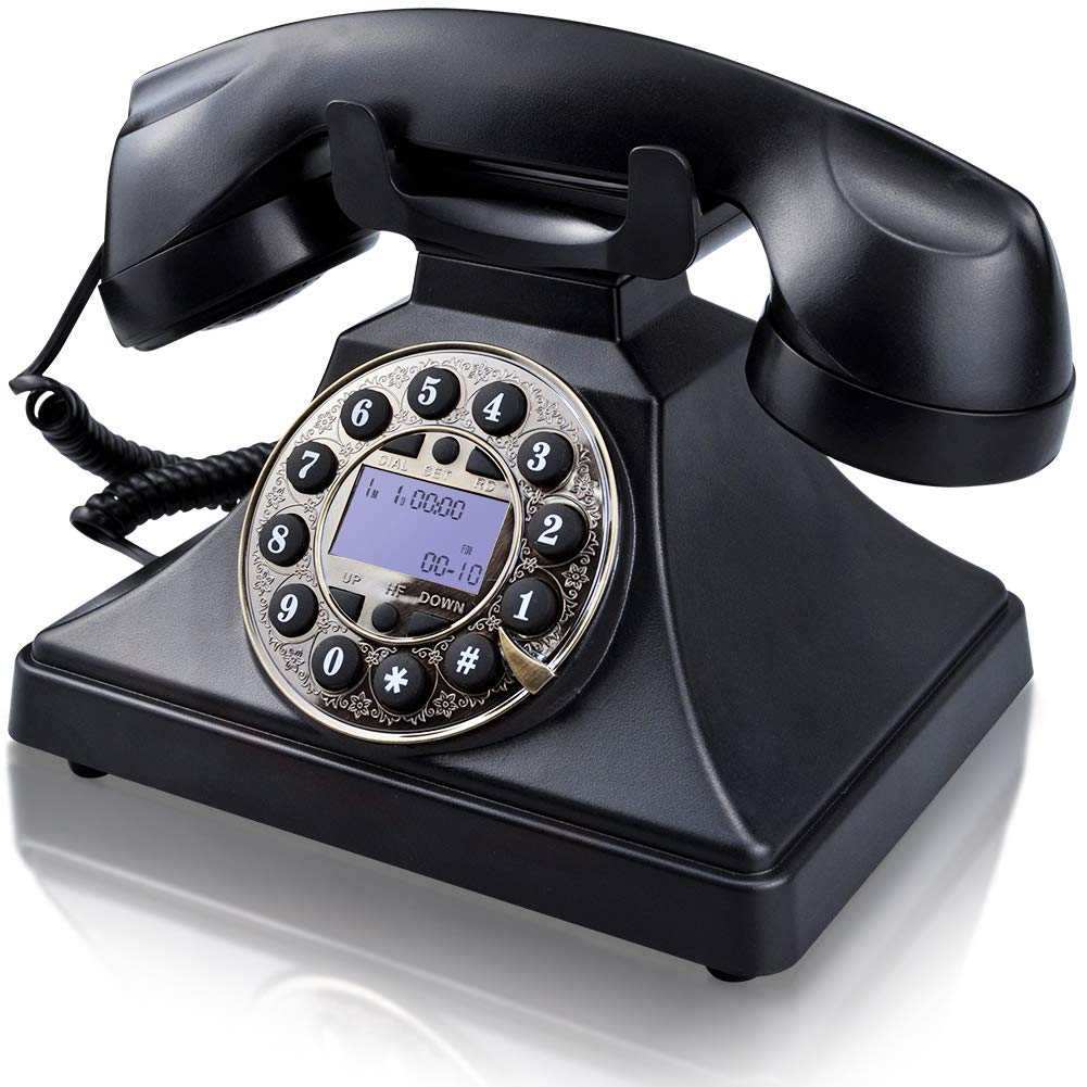 Landline IRISVO Vintage Classic Telephone