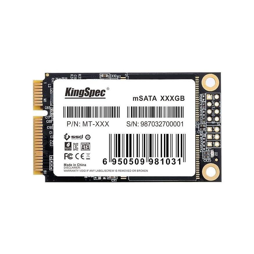 東コンパス甥KingSpec 64GB mSATA MT-64 SATA 6Gb/s ソリッドステートディスク