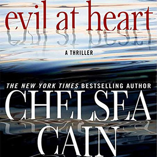 Evil at Heart  audiobook cover art