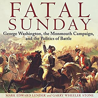Fatal Sunday audiobook cover art