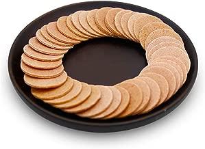 OuYang Hengzhi Dried Hawthorn Slices Original Taste Digestive Snacks Shan Zha Pian 原味山楂片 280g/9.88oz