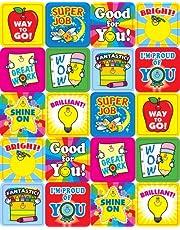 Carson Dellosa Winning Words Motivational Stickers (0648)