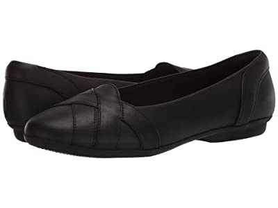 Clarks Gracelin Mia (Black Leather) Women