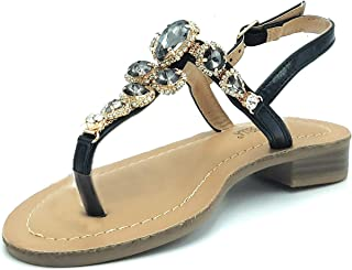 f1c9cedcb5 Amazon.it: Scarpe Gioiello - Infradito / Scarpe da donna: Scarpe e borse
