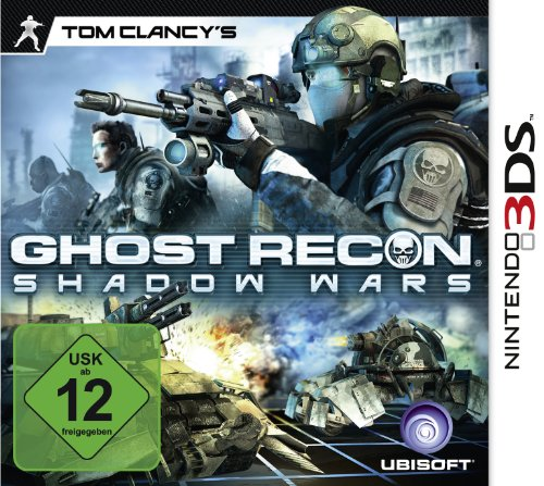Tom Clancy's Ghost Recon Shadow Wars 3D [Edizione: Germania]