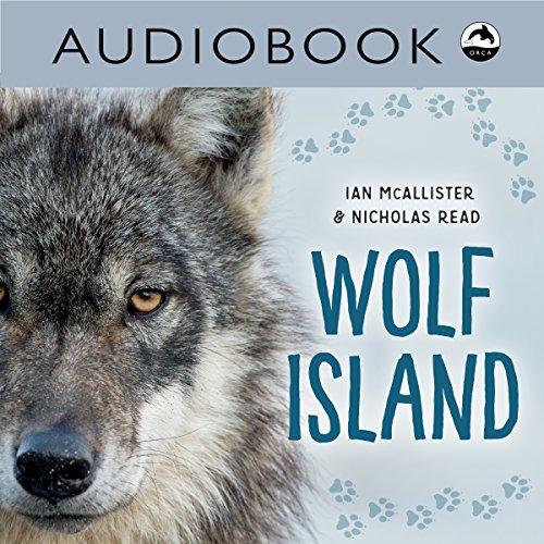 Wolf Island audiobook cover art
