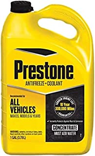 Prestone Original AF2000/C Antifreeze Coolant,1 Gal, Rtu