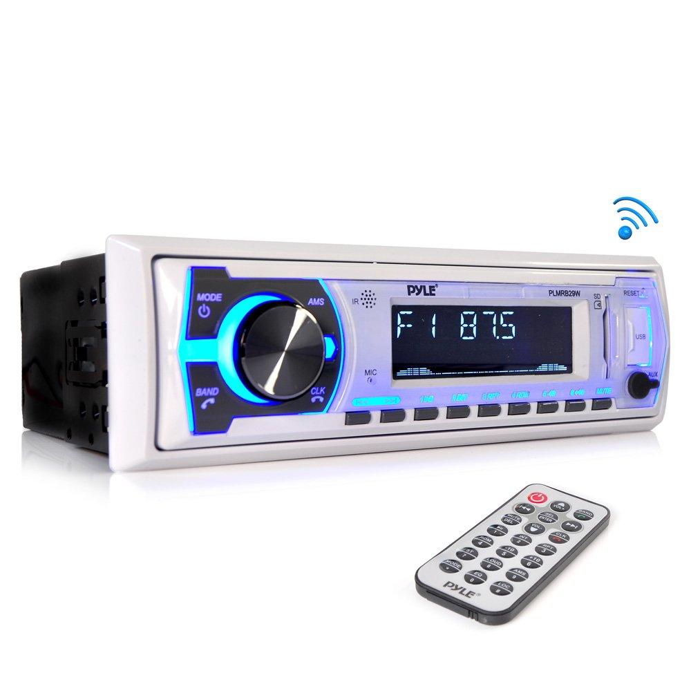Pyle Marine Bluetooth Stereo Built