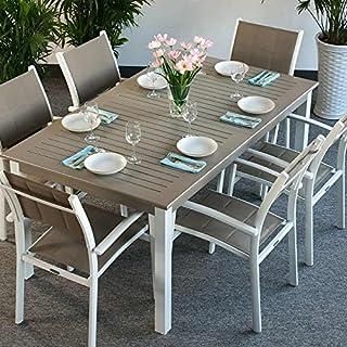 Idée Tables extérieur Table Taupe pour extérieur Table de ...