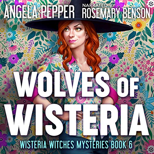 Wolves of Wisteria cover art