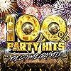 100% PARTY HITS -BEST MEGA MIX-