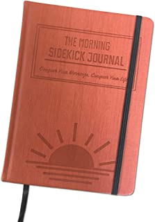The Morning Sidekick Journal - Habit Tracker Journal! A Guided Journal for Morning Routines. A Science Driven Daily Journa... photo