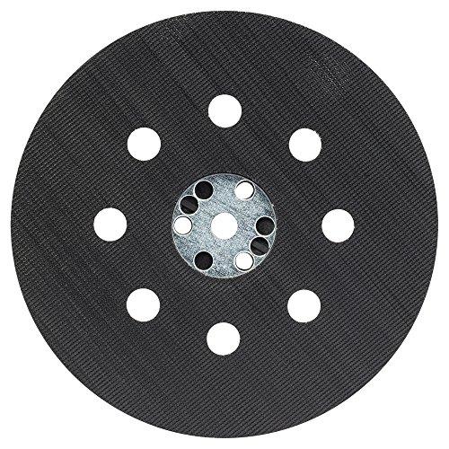 Bosch Professional Schleifteller (Ø 125 mm, mittelhart, Zubehör Exzenterschleifer)