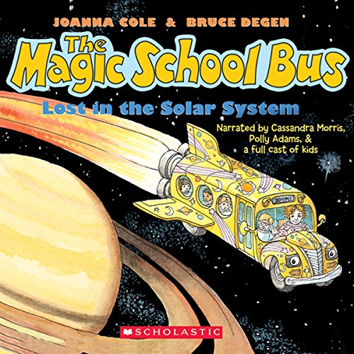 Lost in the Solar System audiobook cover art