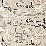 Fabulous Fabrics Sail Away — Meterware ab 0,5m — zum