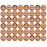 Sundae Ice Cream Assorted Flavored Coffee, Recyclable Pods, 2.0 Keurig K-Cup Compatible, 12 Flavors (Variety Pack) 48 Count