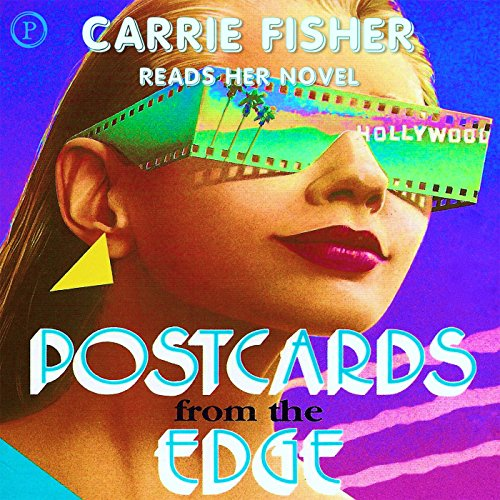 Postcards from the Edge audiobook cover art