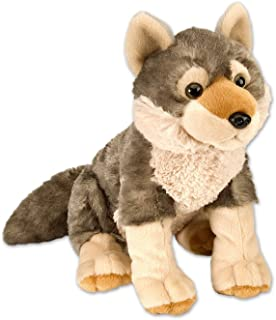 Best Wild Republic Wolf Plush, Stuffed Animal, Plush Toy, Gifts for Kids, Cuddlekins 12 Inches Reviews