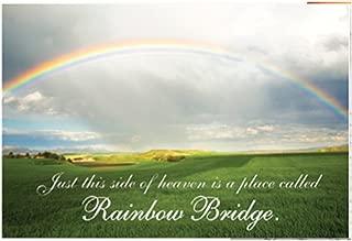 Best rainbow bridge poster Reviews