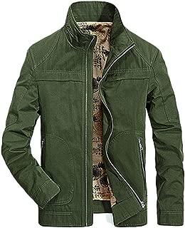 Military Jacket Men Bomber Coat Army Men's Jackets Jeans Clothes GXB9806