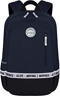 Gear Bomber Eco Statement 25 Ltrs India.Ink-Black Casual Backpack (BKPECOSNT5201)