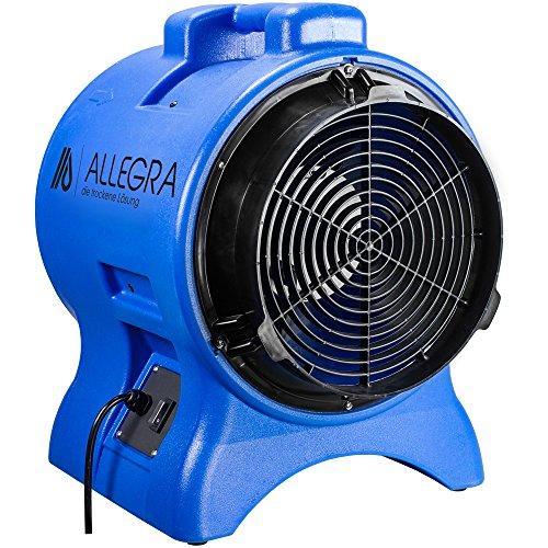 Axiallüfter AL3700 Windmaschine Gebläse