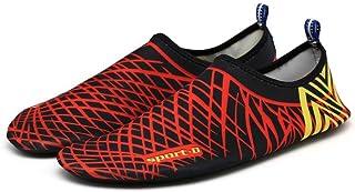 Women Men's Slip On Flexible Pool Beach Swim Surf Yoga Wetshoes Skin Shoes Water Shoes