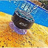 Maze Portable Waterproof Bluetooth Speaker (Black)