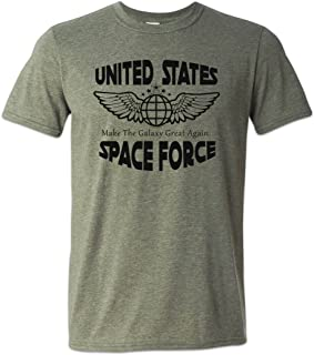 United States Space Force T-Shirt Trump Meme