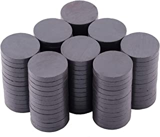 Skilled Crafter Round Magnets for Crafts. 20mm x 3mm (13/16