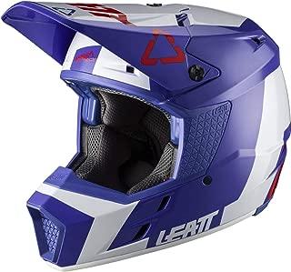 Leatt GPX 3.5 V20.1 Adult Off-Road Motorcycle Helmet - Royal/Large