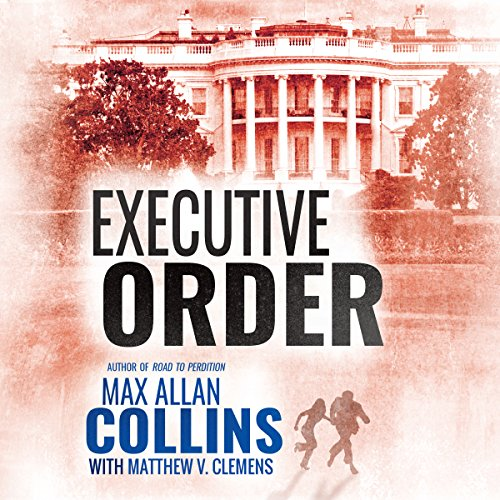 Executive Order cover art