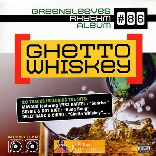 Riddim 86: Ghetto Whiskey [Vinyl LP]