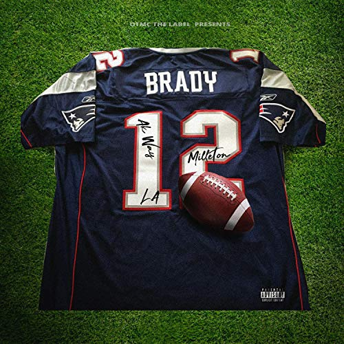Brady (feat. Ak Way & LA) [Explicit]