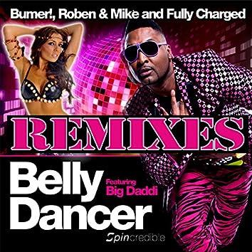 Belly Dancer (feat. Big Daddi) [Remixes]
