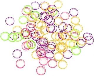 100 stuks/pak professionele tandheelkundige elastische tanden rubberen band, orthodontische benodigdheden, gekleurde elast...