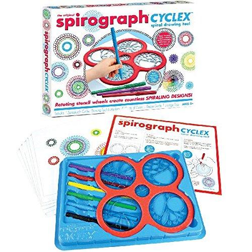Spirograph - 33981-R1- Outil de Dessin Spirographe Cyclex