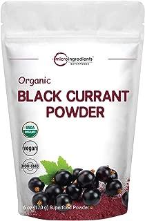 Best black currant powder Reviews