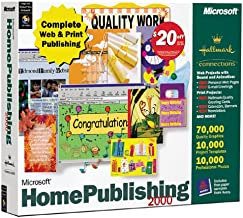 microsoft home publishing