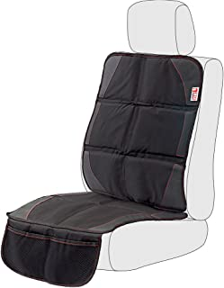 EZOWare Car Seat Cover/Booster Seat Protector with Storage Organizer Pockets for Child, Infant and Baby, Fits Most Car, Sedan, Minivan, SUV, Truck, or Van