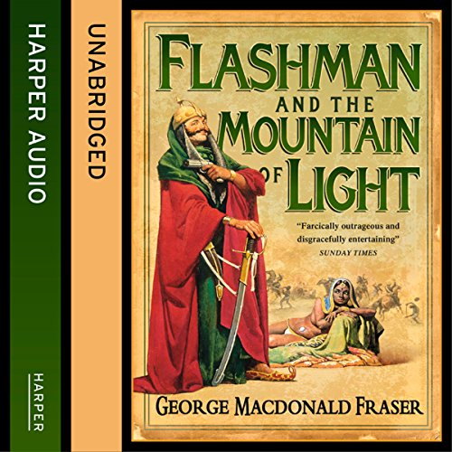 Page de couverture de Flashman and the Mountain of Light