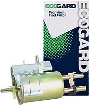 ECOGARD XF65376 Engine Fuel Filter - Premium Replacement Fits Ford Ranger/Mazda B3000, B4000, B2500, B2300