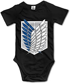 attack on titan baby clothes